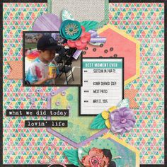 Bekah E Designs - Project Keepsake May  http://www.thedigichick.com/shop/Project-Keepsake-May-Bundle.html Connie Prince - Challenge Template Font - Generally Speaking