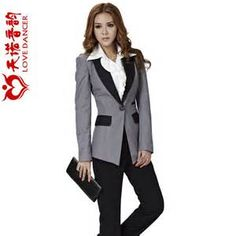 classic business casual looks for women - Yahoo Image Search Results