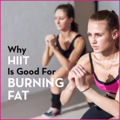 Learn why HIIT training is the best way to burn fat, fast.