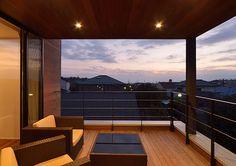 海の見える回廊の家・間取り(神奈川県鎌倉市) | 注文住宅なら建築設計事務所 フリーダムアーキテクツデザイン