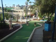 Europa Center Mini Golf (Puerto Rico) - 2020 All You Need to Know Before You Go (with Photos) - Puerto Rico, Spain Going On Holiday, Holiday Ideas, Canario, Puerto Rico, Trip Advisor, Attraction, Places To Go, Spain, Sidewalk