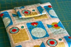 IPad Slipcover Tutorial - How to Make. The magnet system on the new iPad has been slightly changed, which results in many Smart Covers and similar cases not to work, so measure and make your own,