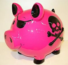1000 images about piggy banks on pinterest piggy bank Large piggy banks for adults