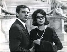 Irene Papas & Gian Maria Volonté (A ciascuno il suo Elio Petri. Irene Papas, Hollywood, Katharine Hepburn, Best Actress, Character Inspiration, Movie Stars, Sons, Photos, Mens Sunglasses