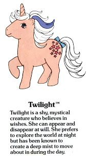 My Little Pony Fact File: Unicorns