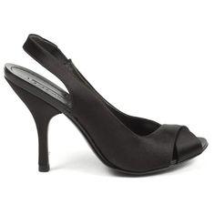 Max Azria ladies sandal MA-INCARTE BLACK