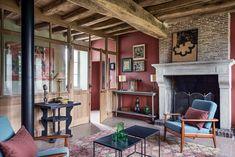 House in Burgundy by FG Studio