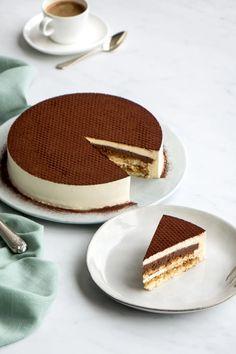 Quick Dessert Recipes, Quick Easy Desserts, Homemade Cake Recipes, Fancy Desserts, Sweet Recipes, Cookie Recipes, Dessert Dips, Tiramisu Dessert, Chocolate Cake Recipe Easy