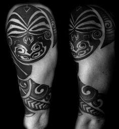 #maori #polinesie #tattoo #tattoos tattoo by Mary Rueda