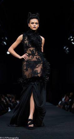 Eliette Lesuperbe Designs  #gowns #african #fashion #hautecouture #luxury #couture #blackfashionweek #paris