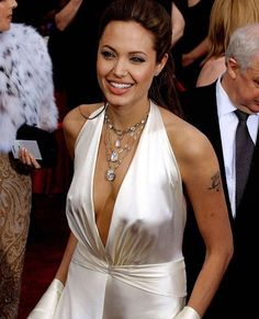 Angelina Jolie S Nipples