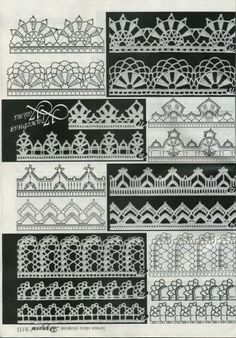 Duplet No 115 Crochet pattern magazine Russian language