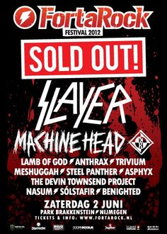 FORTAROCK 2012 sold_out