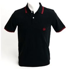 Buy Online The Prodigy - Black Polo Shirt