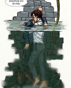 sturfadurf: This is the part they didnt show you in The Final Problem. That rope was for Sherlock to climb down into the well to John. John had been struggling to keep his head clear of the water for a good while and he was getting exhausted; Sherlock Tumblr, Sherlock Bbc, Sherlock Fandom, Sherlock Holmes John Watson, Jim Moriarty, Sherlock Quotes, Sherlock Fan Art, Johnlock Tumblr, Sherlock Season 4