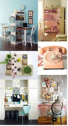 desk,bureau,oficina,girly