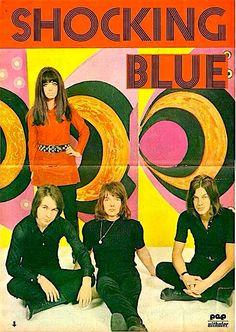 Rock & Pop, Rock N Roll, Mariska Veres, Shocking Blue, Old Records, Blue Poster, Wale, Blues Rock, Glam Rock