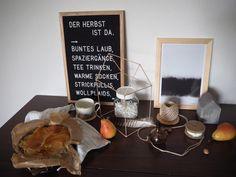 Birnen-Ricotta-Strudel mit Filoteig | Skön och kreativ Strudel, Ricotta, Dessert, Lettering, Drinking Tea, Pears, Dessert Food, Deserts, Desserts