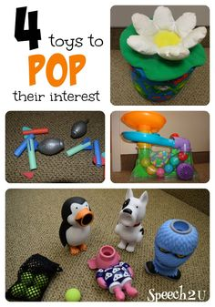 toys to pop interest