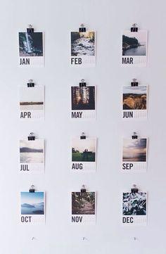 Idee für Reisefotos - Kalender aus den schönsten Urlaubsfotos