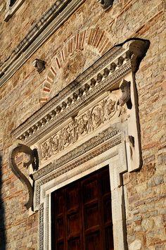 Spoleto - Basilica di San Salvatore (4th Century AD) by bautisterias