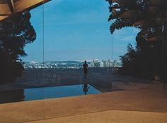 Goldstein-Residence-(John-Lautner)  Mid-century modern houses in California