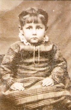 Maude Sixkiller - Cherokee - 1886