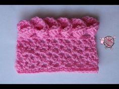 Crochet Flower Edging Video Tutorial.. Flower Edging is worked in multiples of 3. For written pattern and photo tutorial please visit my blog.. http://deares...