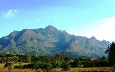 Uluguru Mountains!