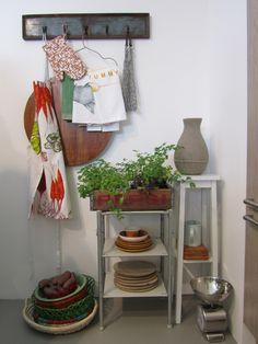 101 woonideeëën at the woonbeurs 2013: The kitchen