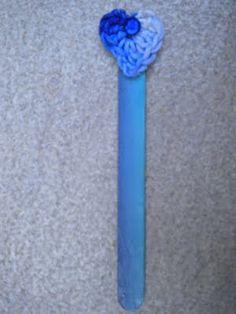 bookmark crochet