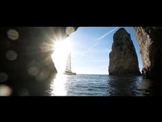 Sailing a Catamaran in Greece - YouTube