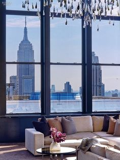 The New York Palace hotel's Champagne Suite.
