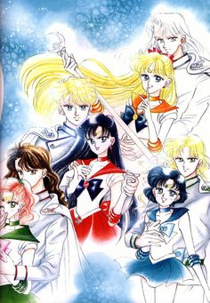 jadeite and sailor mars - Buscar con Google