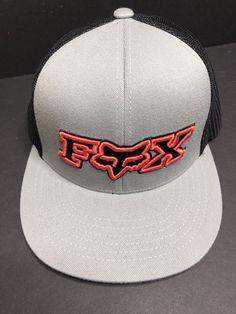 caccfb8fa65e45 New FOX Racing trucker hat baseball cap-one size #fashion #clothing #shoes