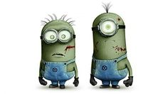 Minions zombie