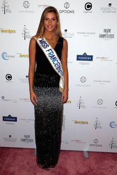 Photos : Camille Cerf : Miss France 2015 Entre Dans La Cour Des Grands !