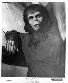 Zira (Kim Hunter) - Planet of the Apes Pierre Boulle, Plant Of The Apes, Revolution, Kim Hunter, Film Movie, Movies, Love Film, Post Apocalypse, Original Movie