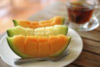 What are the benefits of cantaloupe for pregnant women. The fruit of cantaloupe is a fruit that has a look like melon fruit. Even in some places, this fruit is also called melon fruit. But the thing terebut no harm, because the fruit cantaloupe is included in the family of the type of melon fruit.