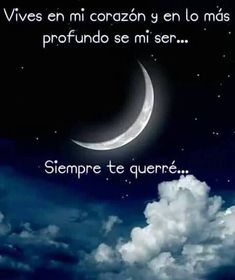 Frases Para Dar Las Buenas Noches A Mi Amor Para Celular Rainbow, Good Night Love You, Good Night Messages, Images For Good Night, Qoutes Of Life, Word Pictures, Cute Words, Pretty Quotes, Rain Bow