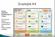 Video of the Week: Visual Schedules with AAC Learners
