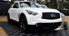 2015 INFINITI QX70S Brings New Sport Package With Black Exterior and Cooled Front Seats Car Revs Daily.com 2015 INFINITI QX70S 22 800x417 photo