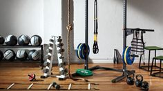 How to build the perfect home gym