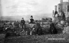-Στην Ακρόπολη, 1927: As Time Goes By, Athens Greece, Photo Galleries, History, Gallery, Painting, Image, Inline, Art