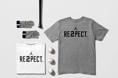 "Derek Jeter ""RE2PECT"" Collection  #Re2pect"