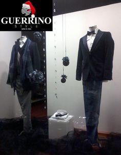 Vetrina Guerrino Style UOMO*MAN  Feste 2012*