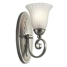 1STOPlighting.com | Willow More - One Light Wall Sconce