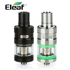 Original Eleaf LYCHE Atomizer e cigarette Tank with RBA Head Rebuildable Cartomizer Top Airflow Adjustable Vape e cig Vaping, Apple Tv, Electronic Cigarettes, The Originals, Tanks, Top, Vapor Cigarettes, Electronic Cigarette, Vape