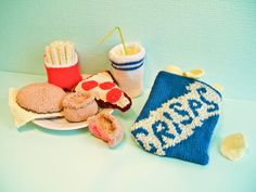 knitted McDonalds