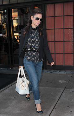 Rachel Bilson Bye Bye Birdie, Carrie Bradshaw, Daily Fashion, Everyday  Fashion, Love ddb75233b5